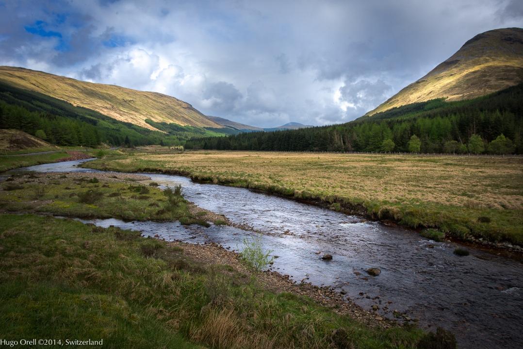 Crainlarich, Escocia