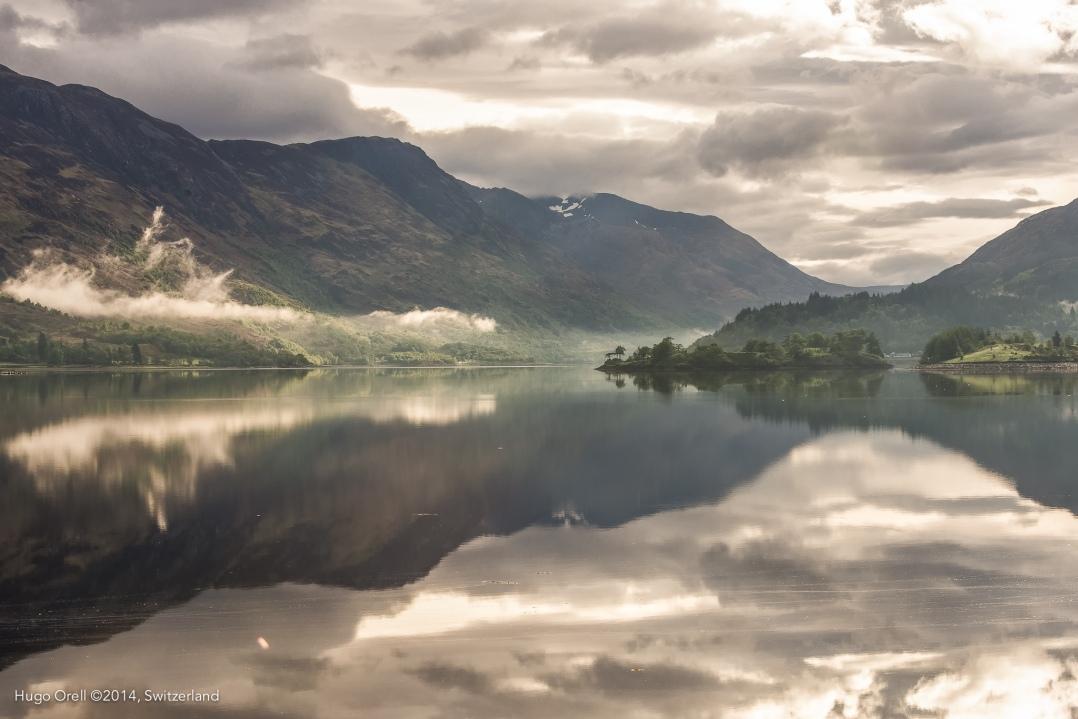 Glencoe, Highlands, Escocia
