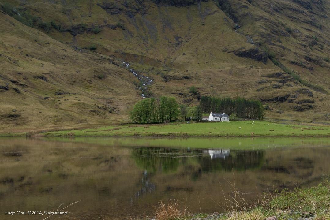 Glencoe, Highlands,Escocia